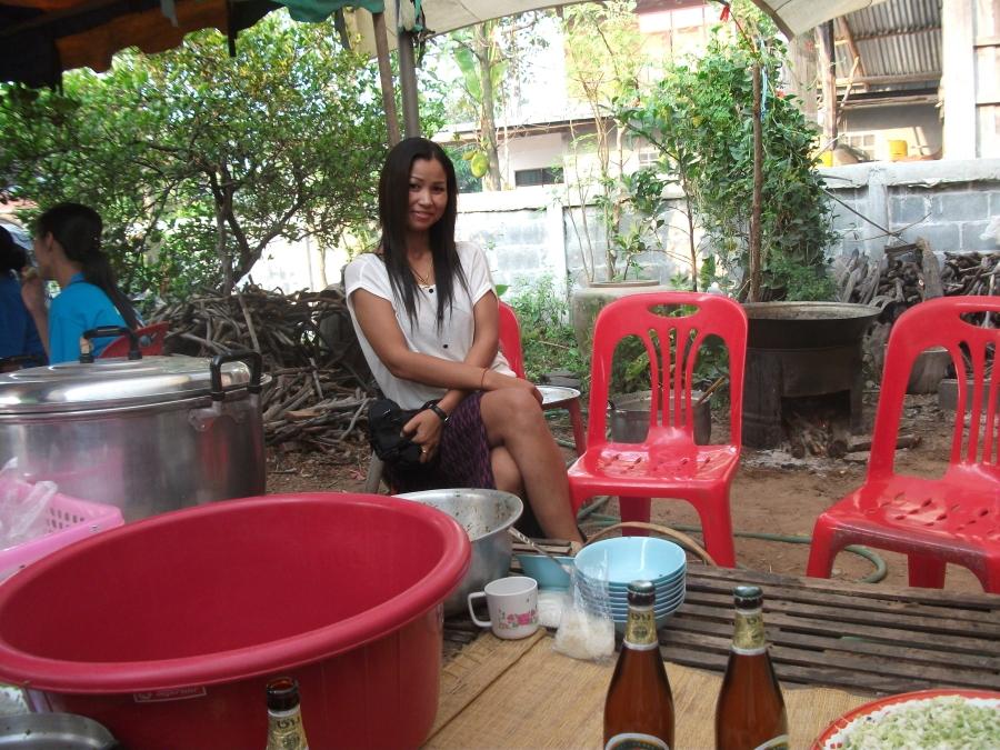 Jenny Srithong, 40, Bangkok, Thailand