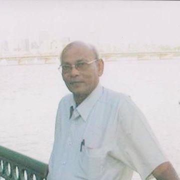 Noel John Vasan, 68, Yangon, Myanmar