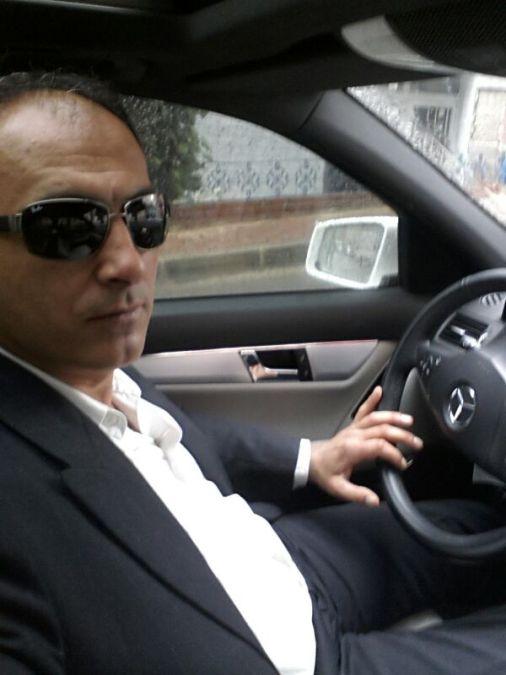 erdogan coskun, 44, Istanbul, Turkey