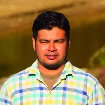 Mobin Ali, 33, Indraprastha, India