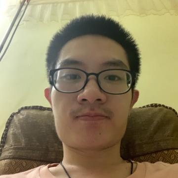 Yang Xiongjie, 22, Guangzhou, China