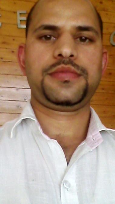 Tilak Thakur, 30, Jaipur, India