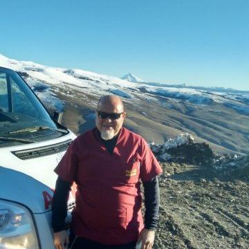 Sebastian Yabaal, 48, Neuquen, Argentina