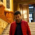 Ahmet Peker, 33, Izmir, Turkey