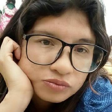 Candelaria, 28, Lima, Peru