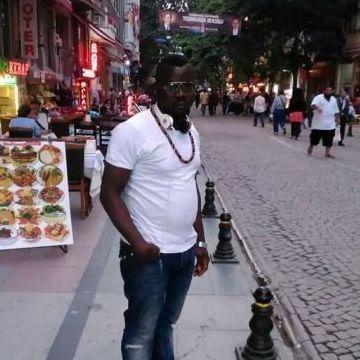daniel manu, 36, Istanbul, Turkey