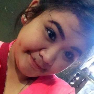 Mary Grace Felizardo, 25, Mandaluyong, Philippines