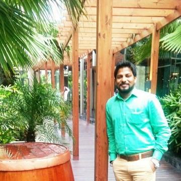 ANIKESH, 28, New Delhi, India