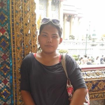 KaKa Chaisanam, 29, Bangkok, Thailand