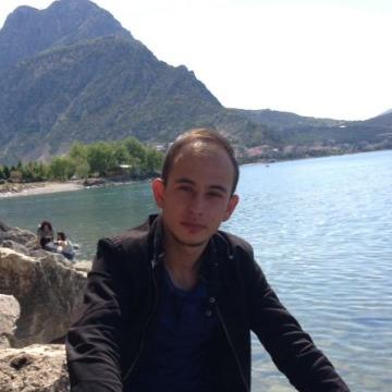 Serkan Kara, 22, Kutahya, Turkey