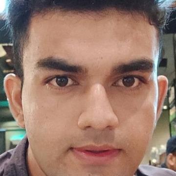 Jaydeep Desai, 27, Gandhinagar, India
