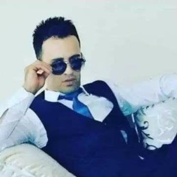 Saim Bayram, 32, Istanbul, Turkey