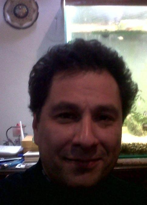 Leonardo Morales, 51, Buenos Aires, Argentina
