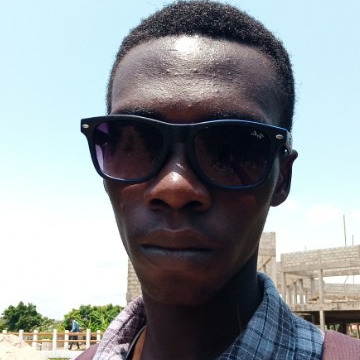 Micheal Favour, 21, Accra, Ghana