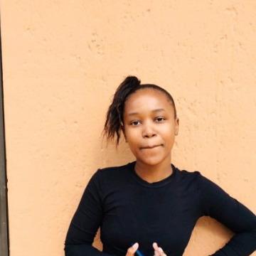 Tracy Wilson, 21, Accra, Ghana