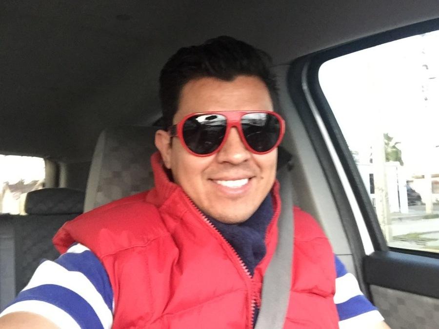 Arturo Napo Hdz, 37, Monterrey, Mexico