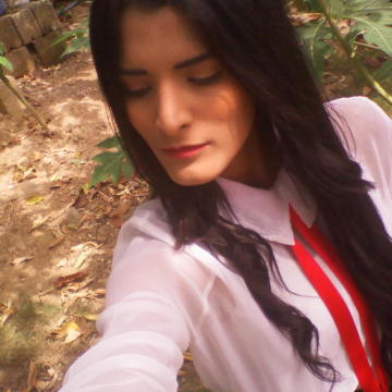 Carolina Romero, 24, Barquisimeto, Venezuela