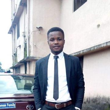 Dylan Owen, 27, Owerri, Nigeria