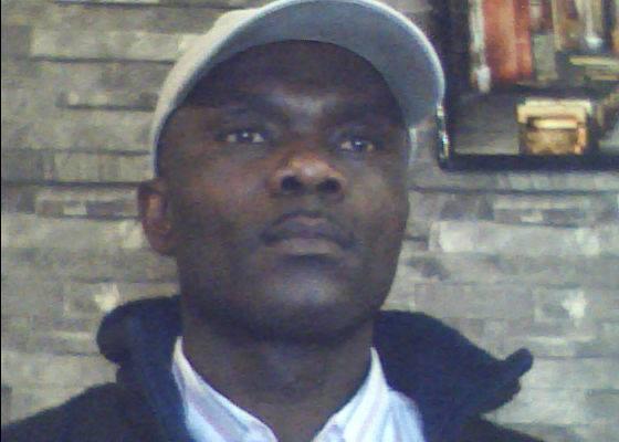 Jonathan Chukwu, 44, Istanbul, Turkey