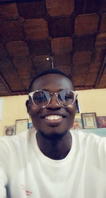 John Asare, 29, Kumasi, Ghana