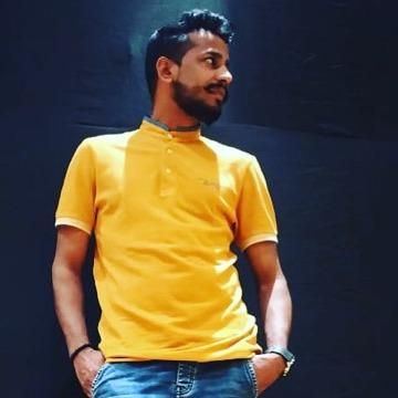 Deven Saini, 29, Mumbai, India