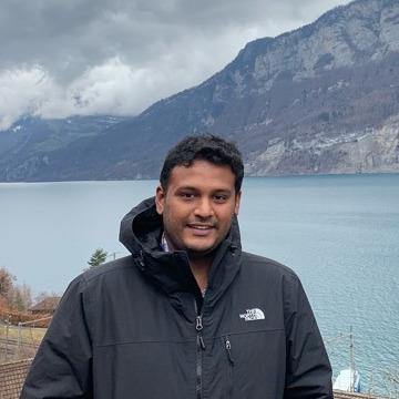 Amogh, 33, Bangalore, India