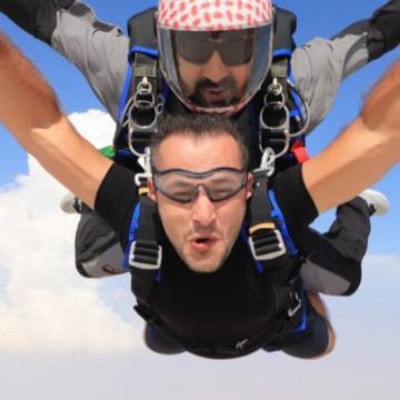 Amine, 31, Doha, Qatar