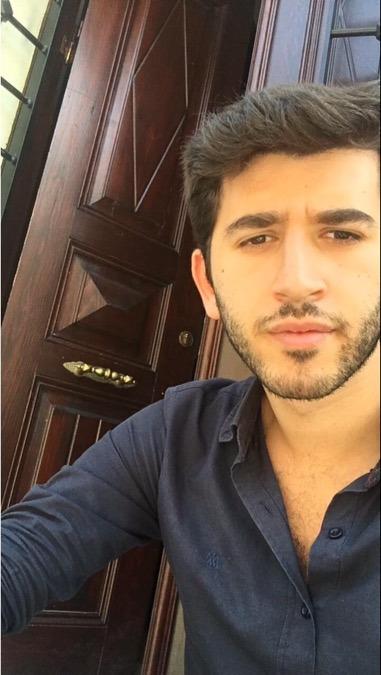 Atila Yıldız, 26, Istanbul, Turkey
