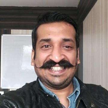 Ram B Mishra, 35, Jaipur, India