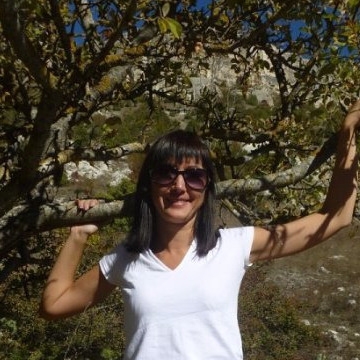 Любовь, 41, Simferopol, Russia