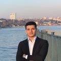 Can Kuvan, 25, Istanbul, Turkey