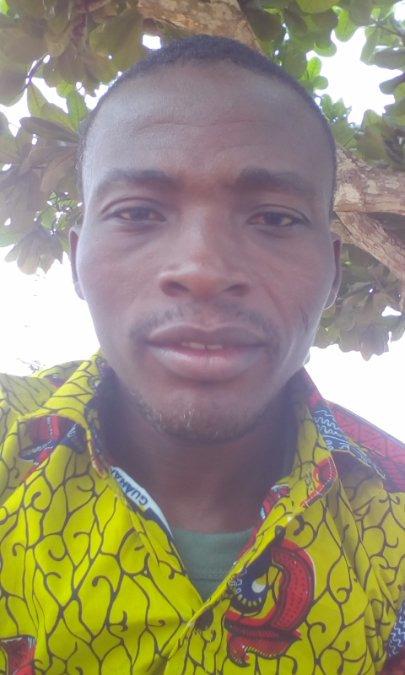 abraham anamloya, 37, Accra, Ghana