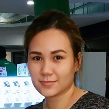 Blessy Almazon, 30, Davao City, Philippines