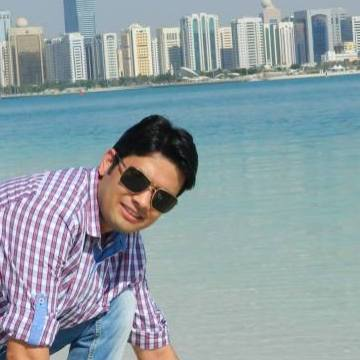 Amit Bist, 32, Dubai, United Arab Emirates