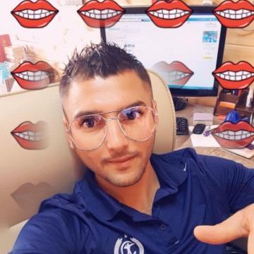 Abed Kadah, 28, Haifa, Israel
