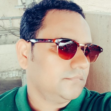 Yash Rawat, 41, Noida, India