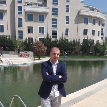 Burak Güngördü, 27, Izmit, Turkey