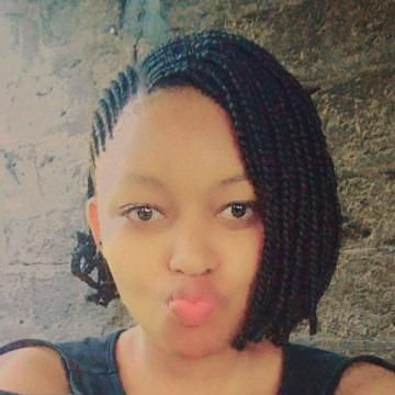 Neema Mushy, 20, Dar es Salaam, Tanzania