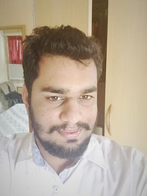 Vicky Srinivasan, 27, Chennai, India