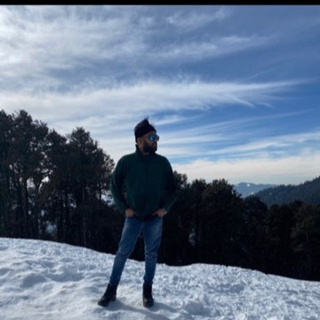 Naved Afzal, 27, New Delhi, India