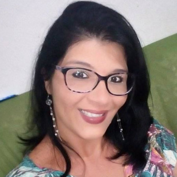 Cristina Costa, 36, Sao Paulo, Brazil