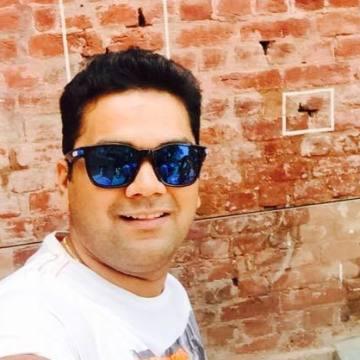 Ronak, 32, Sangli, India