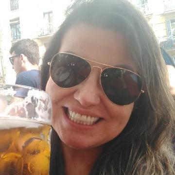 Patricia Ledesma, 36, Rio de Janeiro, Brazil