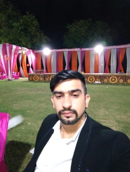 Rahul, 25,