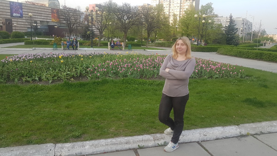 Lena, 18, Kiev, Ukraine