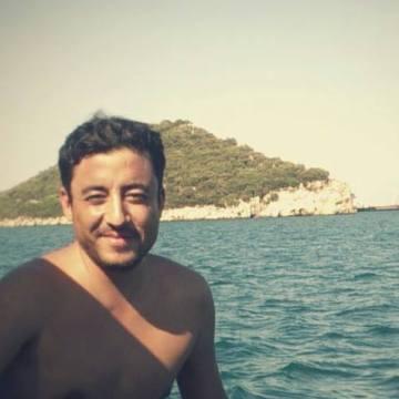 Mustafa Surmeli, 39, San Jose, United States