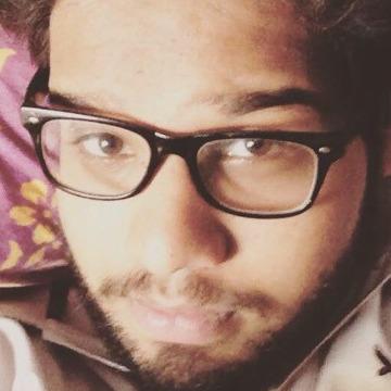 Syed Ali Raza Naqvi, 25, Lahore, Pakistan
