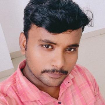 Arul, 30, Chennai, India