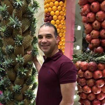 Amr Sherif, 47, Cairo, Egypt