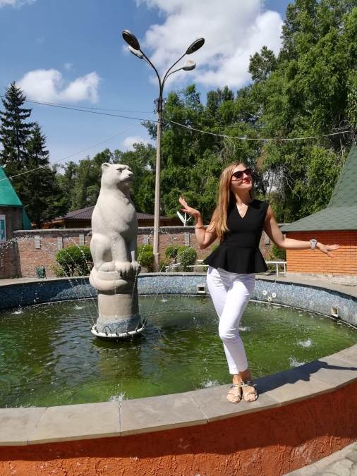 Анастасия Авдюшенко, 33, Krasnoyarsk, Russian Federation